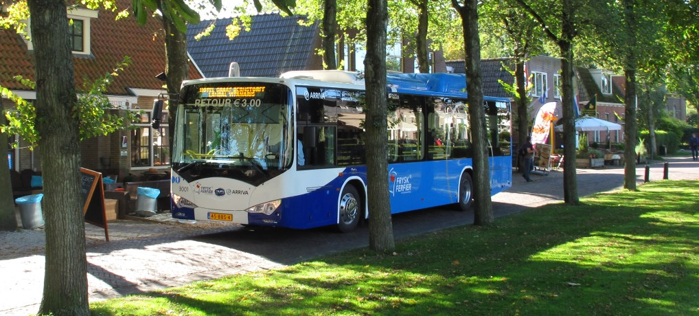 Arriva BYD Schier 3001