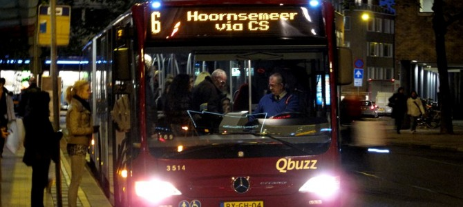 Gratis openbaar vervoer bestaat niet