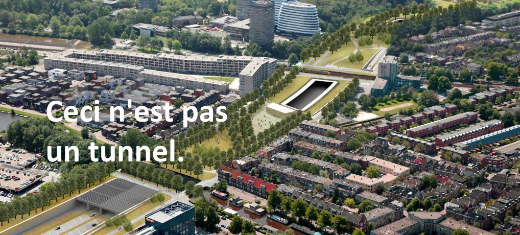 Rijkswaterstaat omzeilt regels tunnelveiligheid bij Aanpak Ring Zuid